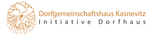 Dorfgemeinschaftshaus Kasnevitz Logo